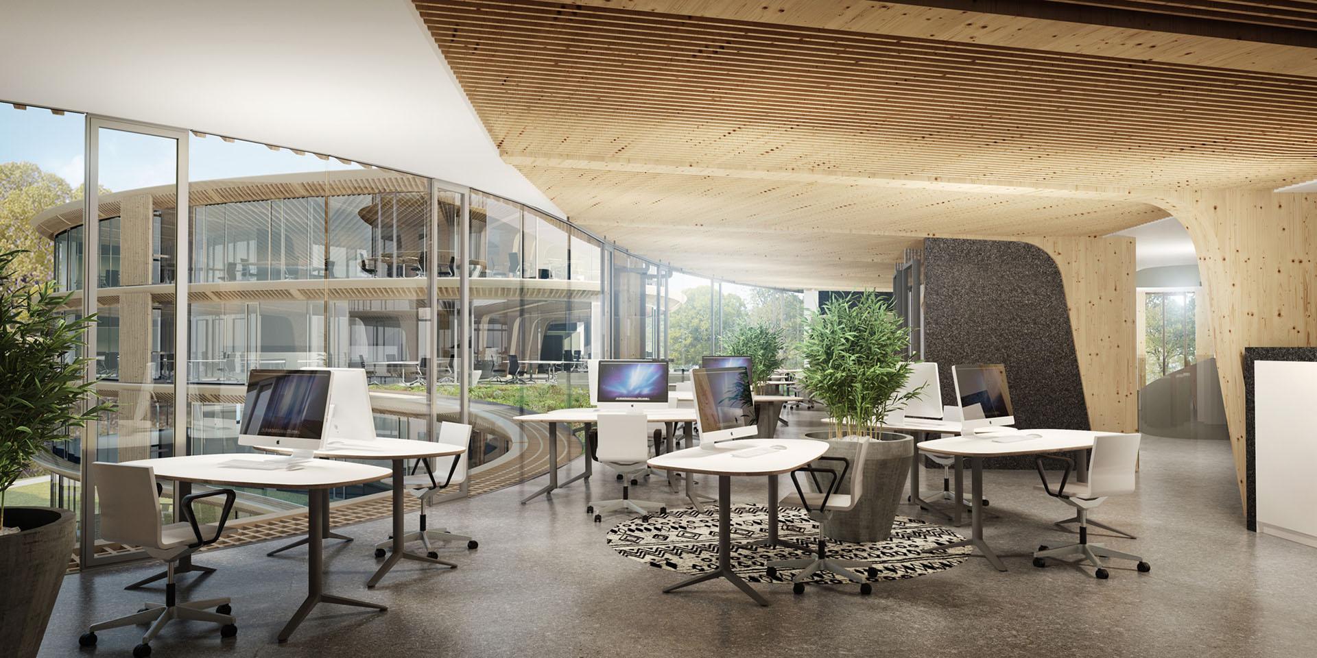 3_RAU003_1 - RAU architecten - Triodos_Interieur_Kantoor