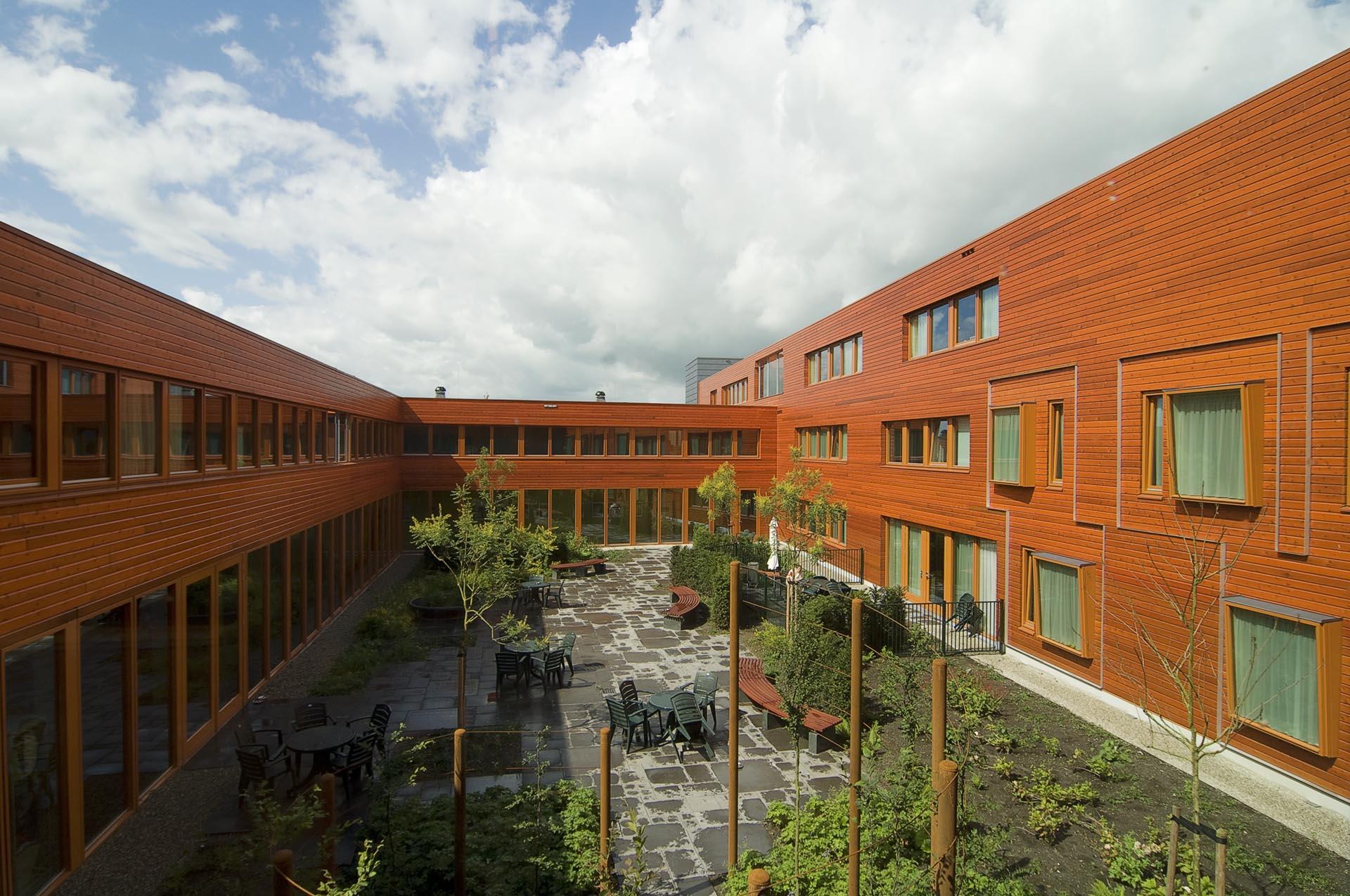Dimence Stadshagen - RAU