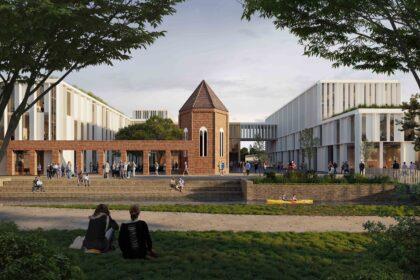 Redingensite Leuven - RAU Architects