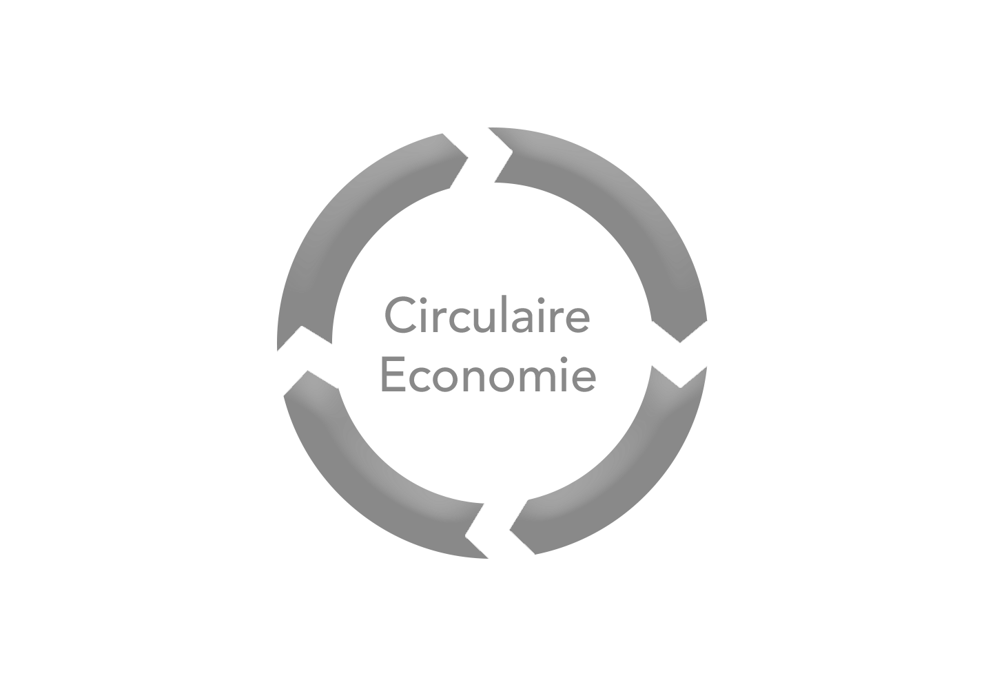 Circulair economie - symbol