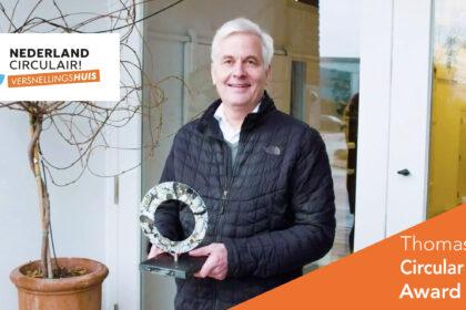 Thomas Rau Wint Circular Hero Award 2021