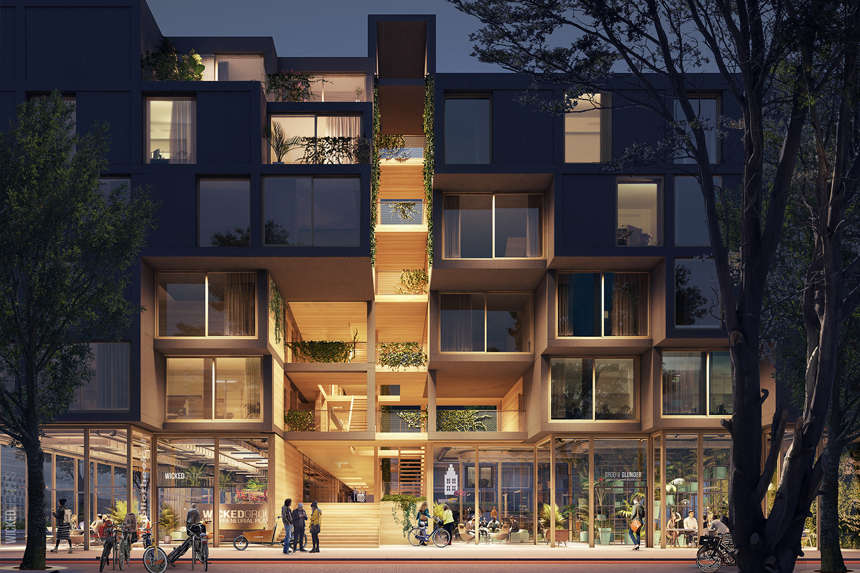 Juf Nienke - Rau Architects