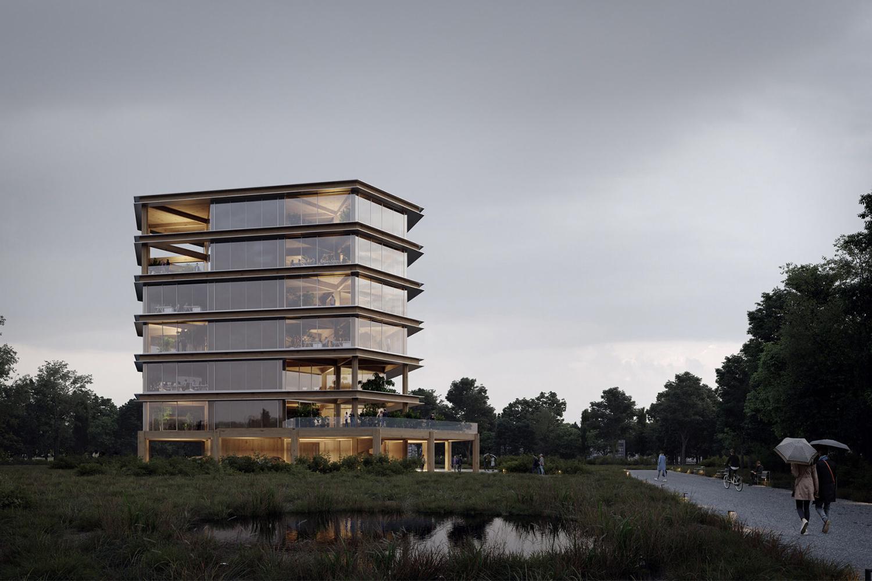 Leiedal - Rau Architects