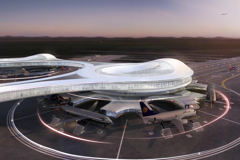 Turnaround Terminal - Rau Architects