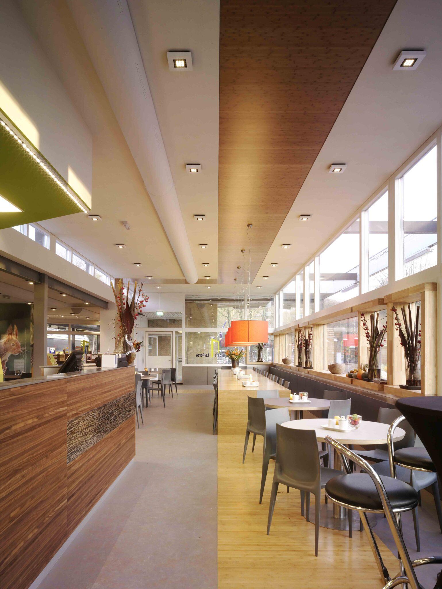 Natuurcafe La Porte - RAU Architects